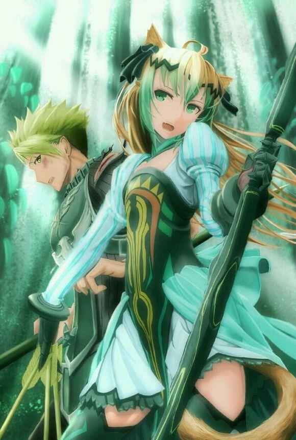 《Fate/Grand Order》阿塔蘭忒&阿喀琉斯:我還記得你! - 壹讀