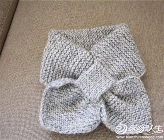 如果編織圍披這樣「玩」 圍巾披肩可以穿搭一年四季 - 壹讀