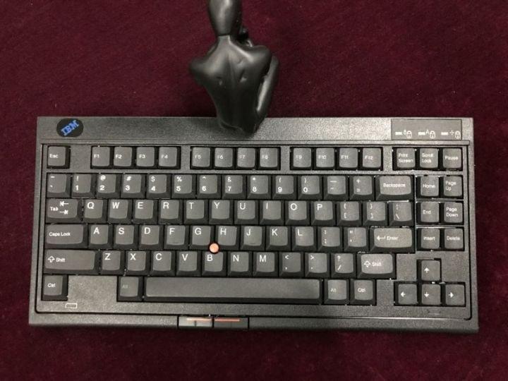 外接式指點桿鍵盤大收集——指點雲間數點紅 - 壹讀