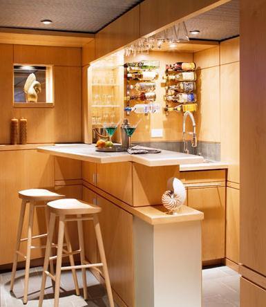 8款吧檯櫥櫃設計 享受開放式廚房愜意生活 - 壹讀
