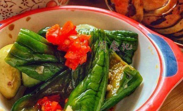 醃醬黃瓜時。萬萬不要直接醃。多加這1步。黃瓜更脆更綠。更入味 - 壹讀