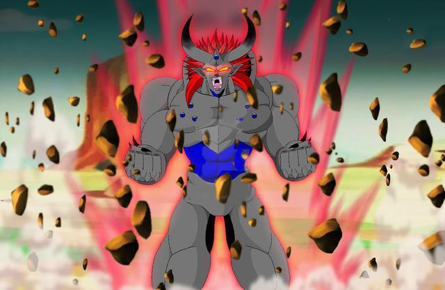 龍珠超:擁有清除宇宙的超能力的全王,只是戰五渣 - 壹讀