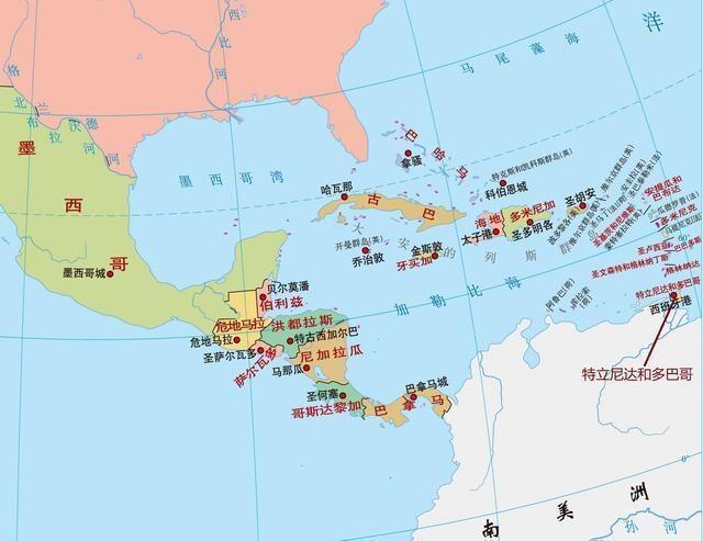 「蜂鳥之國」特立尼達和多巴哥:一個油氣資源豐富的熱帶島嶼國家 - 壹讀