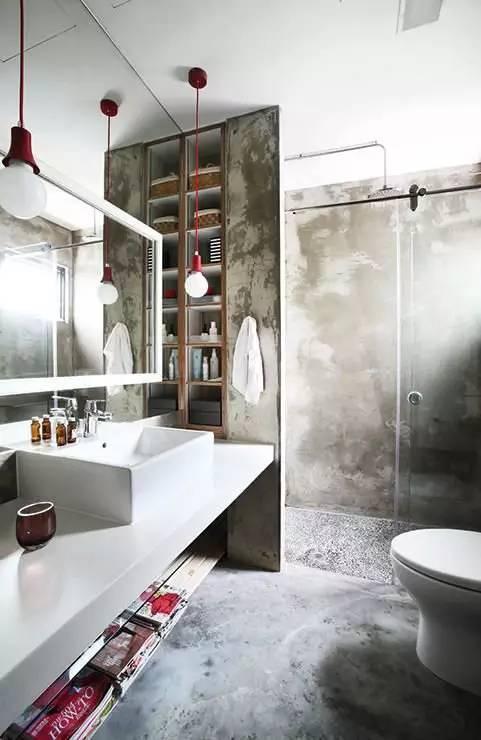 30個復古工業風浴室,這個澡洗得有點酷 - 壹讀