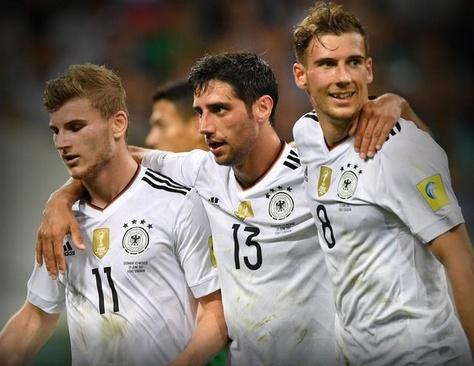 德國二隊也血洗墨西哥 世界盃衛冕真的有戲? - 壹讀