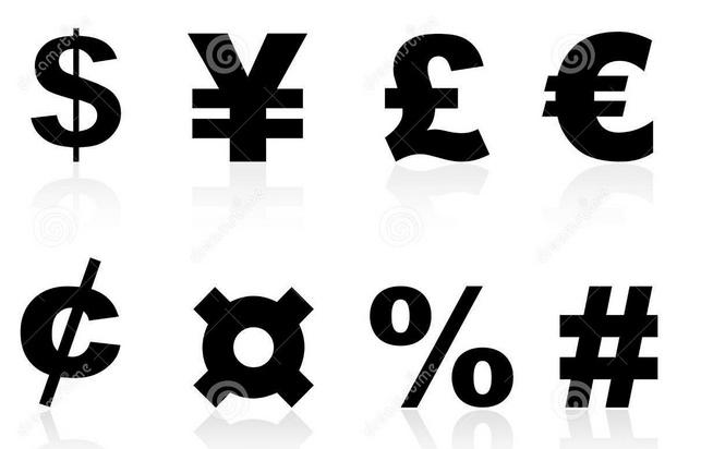 世界各國貨幣符號大全 - 壹讀