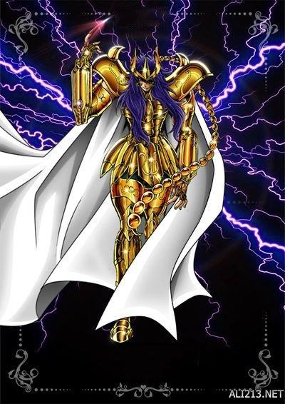 《聖鬥士星矢》系列聖衣盤點第一篇--黃金十二宮聖衣篇 - 壹讀