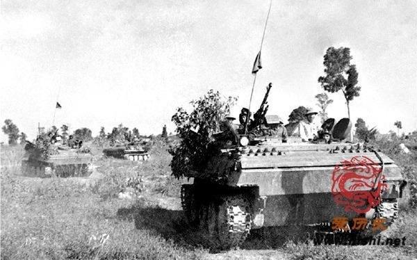 在中國的援助下鳥槍換炮了!春季攻勢中的越南裝甲集群 - 壹讀