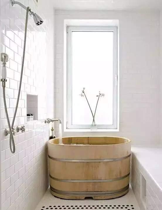 不到5㎡衛生間也能塞浴缸,在家泡澡不再是夢想 - 壹讀
