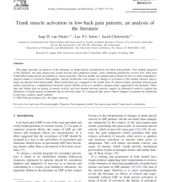 pdf effect of various proprioceptive disturbances on the repositioning sense of the lower spine during active trunk forward bending hidalgo b  [ 850 x 1131 Pixel ]