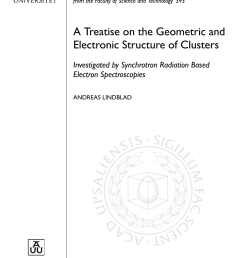 pdf a treatise on the geometric and electronic structure of clusters investigated by synchrotron radiation based electron spectroscopies [ 850 x 1246 Pixel ]