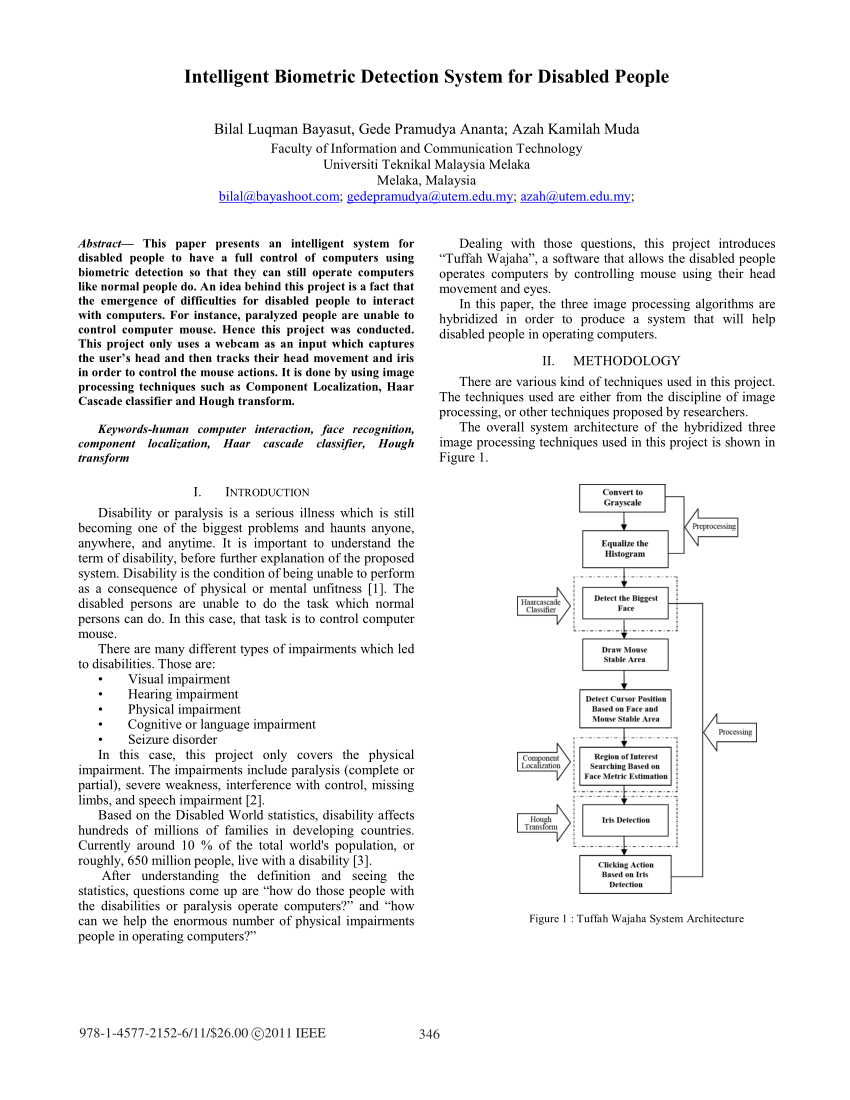 hight resolution of  pdf mouse for computer control from the joystick of the wheelchair
