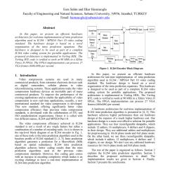 h 264 encoder block diagram [ 850 x 1100 Pixel ]