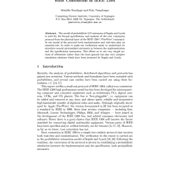 pdf probabilistic model checking of deadline properties in the ieee 1394 firewire root contention protocol 1 [ 850 x 1100 Pixel ]