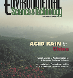 pdf acid deposition and its effects in china an overview [ 850 x 1129 Pixel ]