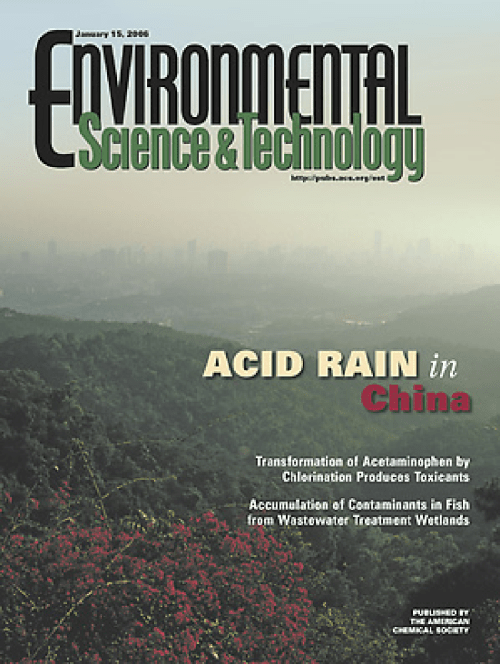 small resolution of  pdf acid deposition and its effects in china an overview