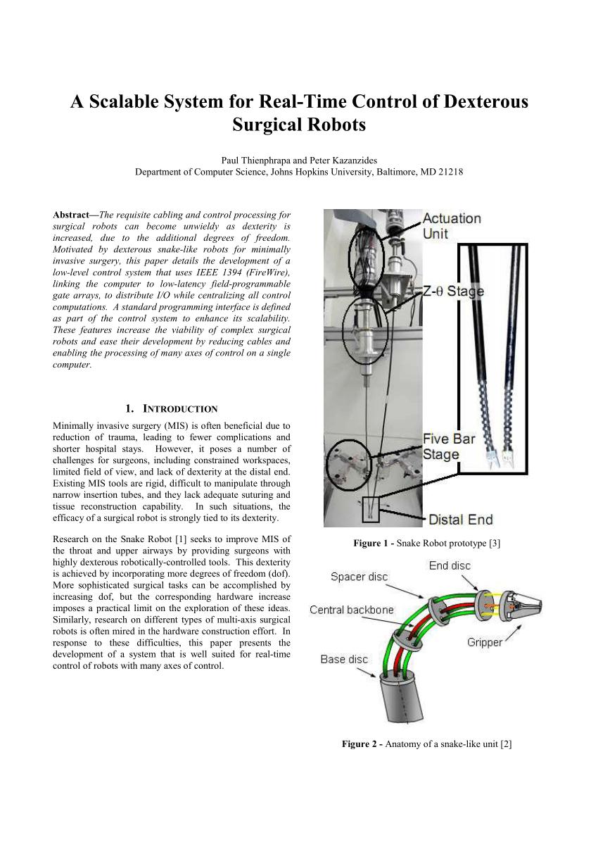hight resolution of robot snake diagram