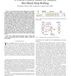 pdf a useful control model for tandem hot metal strip rolling [ 850 x 1134 Pixel ]