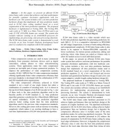 h 264 encoder block diagram download scientific diagram [ 850 x 1100 Pixel ]