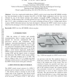 pdf a low loss single pole double throw spdt switch circuit [ 850 x 1202 Pixel ]