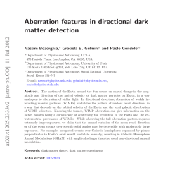 pdf probing the local velocity distribution of wimp dark matter with directional detectors [ 850 x 1203 Pixel ]