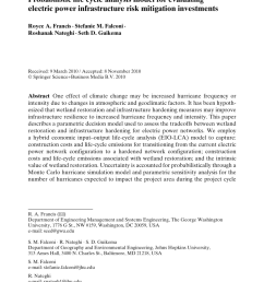 a metric and frameworks for resilience analysis of engineered and infrastructure systems royce francis request pdf [ 850 x 1290 Pixel ]