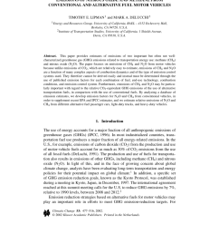 pdf emissions of nitrous oxide and methane from conventional and alternative fuel motor vehicles [ 850 x 1203 Pixel ]