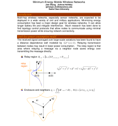 qos topology control with minimal total energy cost in ad hoc wireless networks hai liu request pdf [ 850 x 1100 Pixel ]