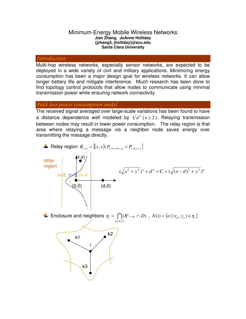 medium resolution of qos topology control with minimal total energy cost in ad hoc wireless networks hai liu request pdf