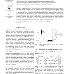 pdf split phase motor running as capacitor starts motor and as capacitor run motor [ 850 x 1203 Pixel ]
