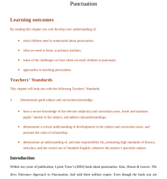 PDF) Practical approaches to teaching punctuation in the primary school [ 1203 x 850 Pixel ]