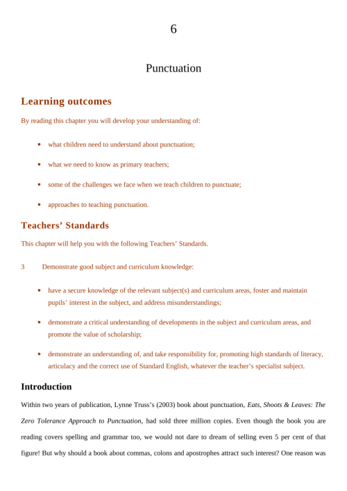 small resolution of PDF) Practical approaches to teaching punctuation in the primary school