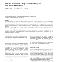 pdf nutcracker and sma syndromes what is the normal sma angle in children  [ 850 x 1129 Pixel ]
