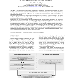 pdf solar atlas implementation and planning of pv system off grid electrification in djibouti [ 850 x 1203 Pixel ]