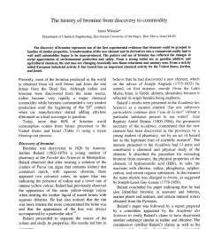 pdf the history of bromine from discovery to commodity [ 850 x 1210 Pixel ]