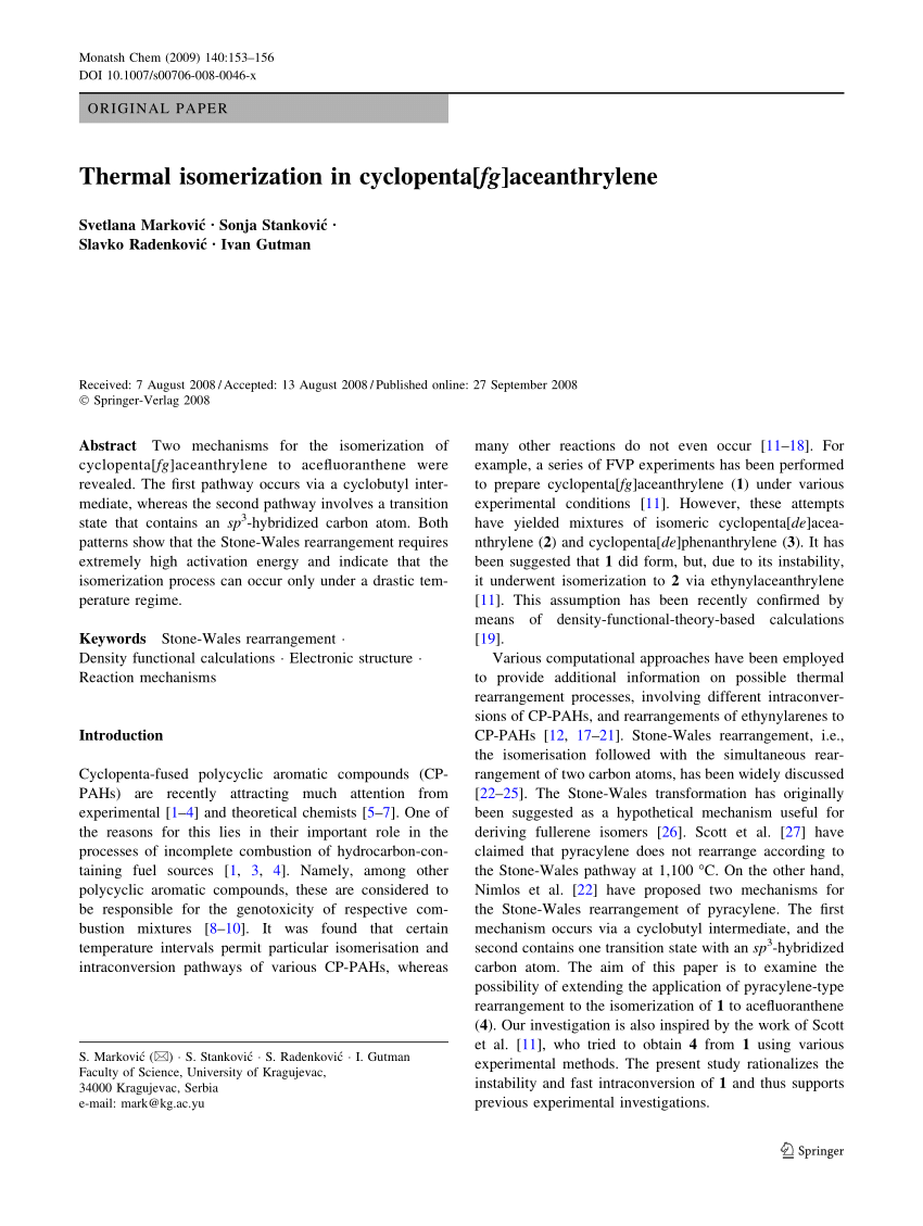medium resolution of  pdf on electron configuration of cyclopenta derivatives of benzenoid hydrocarbons