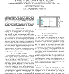 pdf electromagnetic relay modelling a multi physics problem part 1 modelling of the geometry [ 850 x 1203 Pixel ]