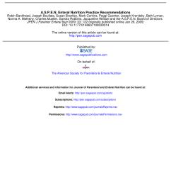 pdf a s p e n enteral nutrition practice recommendations [ 850 x 1104 Pixel ]