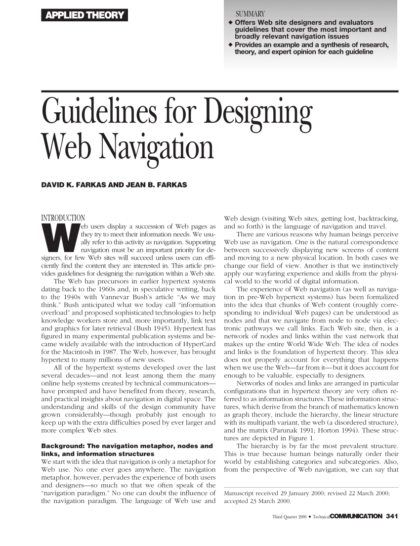 PDF Principles Of Web Design