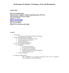 pdf performance characterization of the pentium pro processor [ 850 x 1100 Pixel ]
