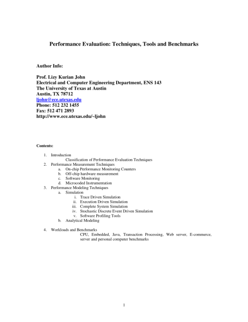 small resolution of  pdf performance characterization of the pentium pro processor