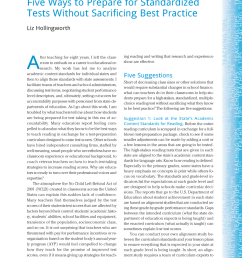 PDF) Five Ways to Prepare for Standardized Tests Without Sacrificing Best  Practice [ 1104 x 850 Pixel ]