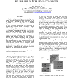 pdf development of electro optical pcbs with polymer waveguides for high speed intra system interconnects [ 850 x 1100 Pixel ]
