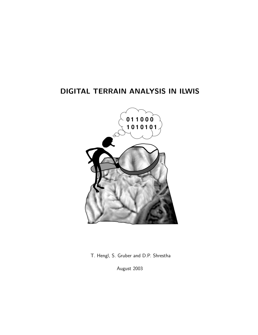 (PDF) Digital Terrain Analysis in ILWIS Lecture notes and