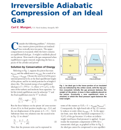 pdf irreversible adiabatic compression of an ideal gas [ 850 x 1100 Pixel ]