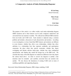 pdf a comparative analysis of entity relationship diagrams [ 850 x 1100 Pixel ]