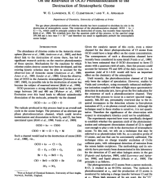 reflection absorption ir spectroscopicinvestigation of the photolysis of thin films of dichlorinemonoxide and chlorine dioxide request pdf [ 850 x 1162 Pixel ]