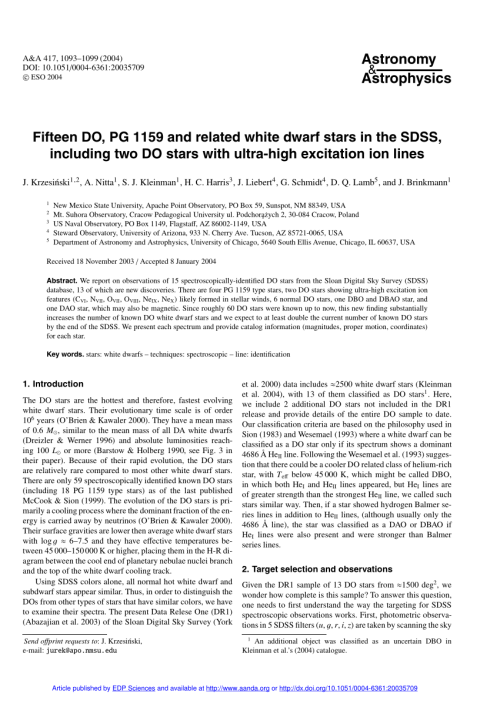 small resolution of  pdf new evolutionary sequences for hot h deficient white dwarfs on the basis of a full account of progenitor evolution