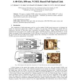 first principles optimization of opto electronic communication links krishna t settaluri request pdf [ 850 x 1100 Pixel ]