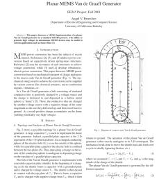 pdf planar mems van de graaff generator [ 850 x 1100 Pixel ]